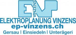 Logo Elektroplanung Vinzens